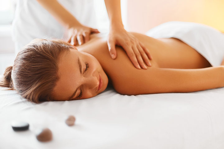 Unwind Massage-Stress-Relief