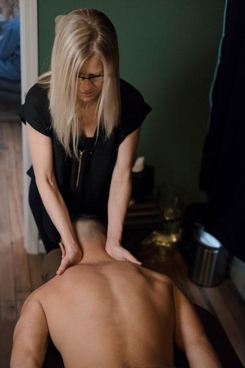 Male Massage Unwind at Westclox