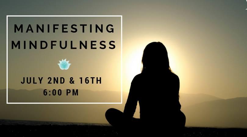 Manifesting Mindfulness - Unwind at Westclox